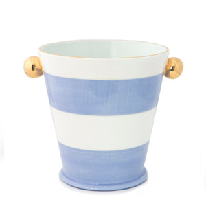 Canopy Stripe Herb Pot