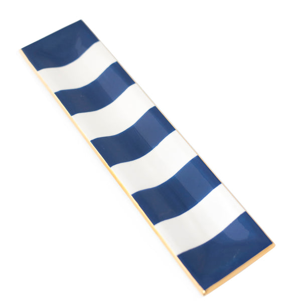 Canopy Stripe Ritz Tray
