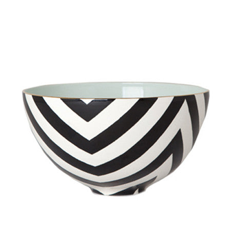 Chevron Large Mimi Bowl