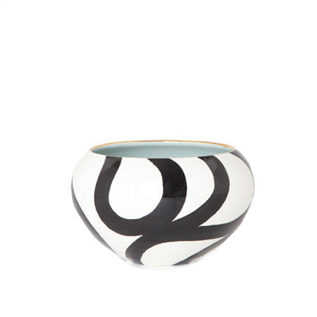 Groton Swirl Small Belly Bowl