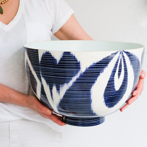 Extra Large Coper Bowl in Vita