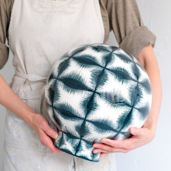Washi Ball Lamp