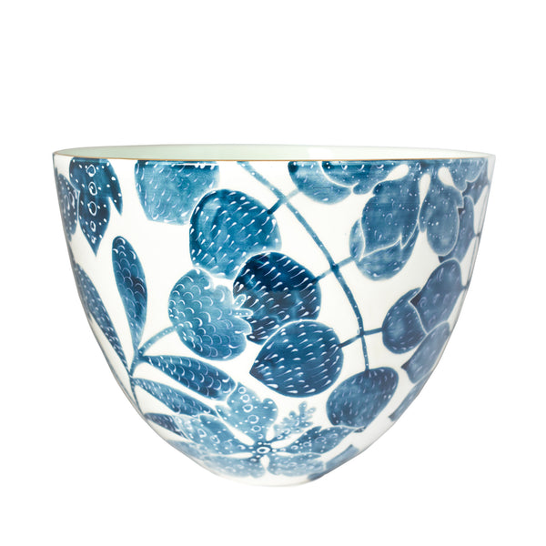 Bali Toile Medium Bee Bowl