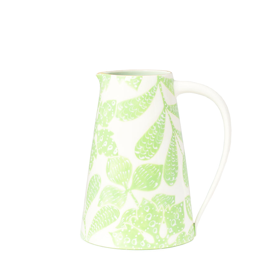 Bali Toile Water Pitcher