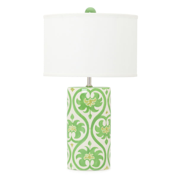 Downton Ivy Oval Lamp