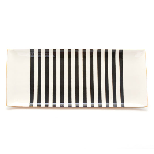 Erin Gates Bateau Cocktail Tray