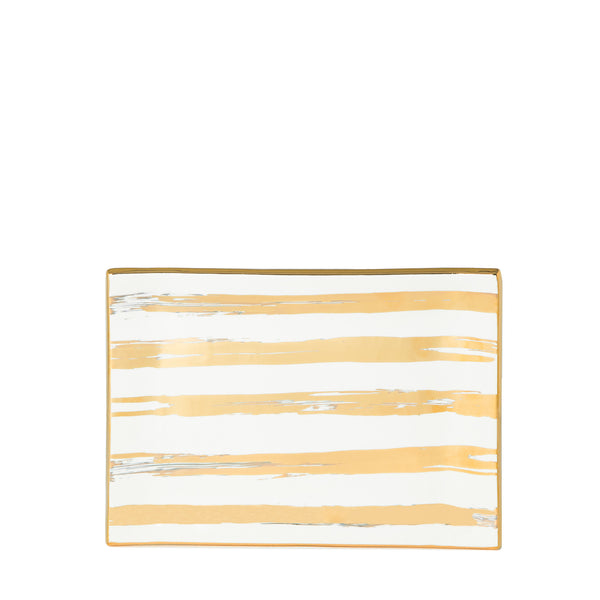 Speedy Stripe Sake Tray