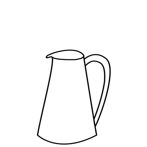Custom :: Small Pitcher