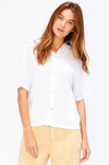 Everly Top - White