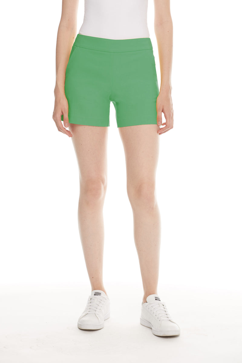 The Liza Shorts - Kelly Green