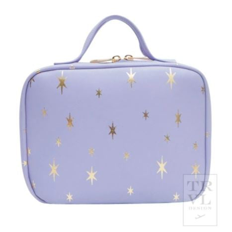 Luxe Travel Case - Lavender