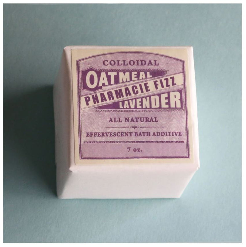 Pharmacie Fizzie - Oatmeal & Lavender