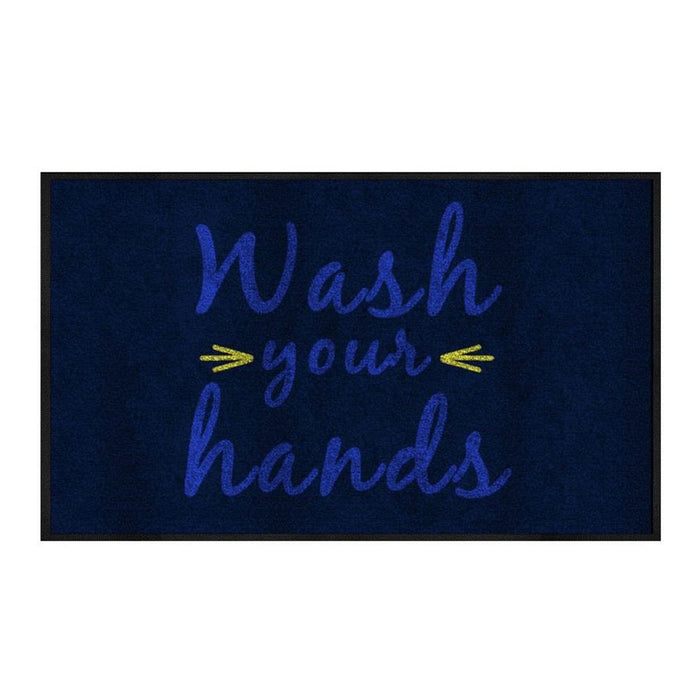 Hand Washing Message Mats