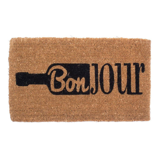 Bonjour Wine Design Coco Doormats by Coco Mats N More