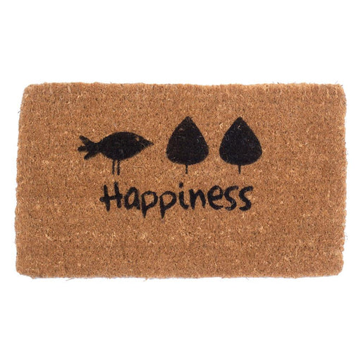 Happiness Design Coco Doormats by Coco Mats N More