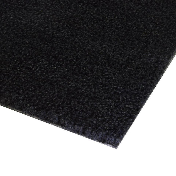 Custom Sized Vinyl Back Coco Entrance Mats in Colors