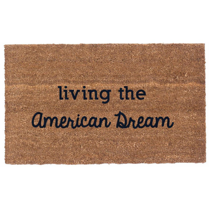 The American Dream Design Coco Doormats by Coco Mats N More