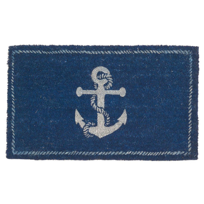 Anchor's Away Design Coco Doormats by Coco Mats N More