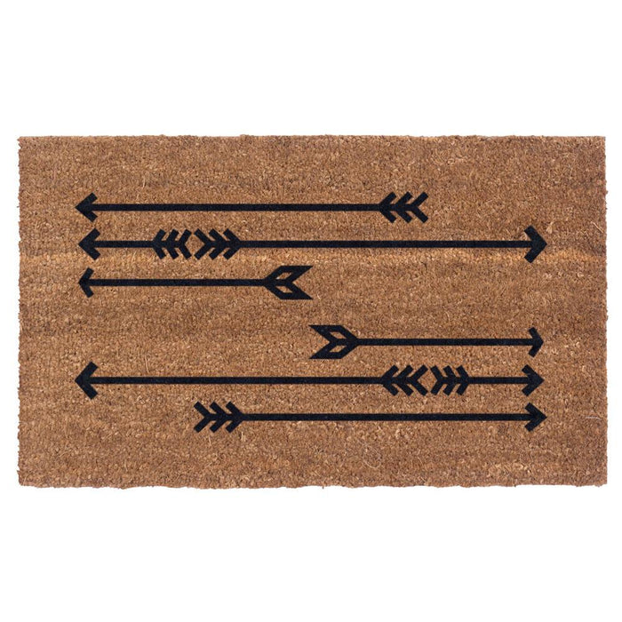 Arrows Design Coco Doormats by Coco Mats N More