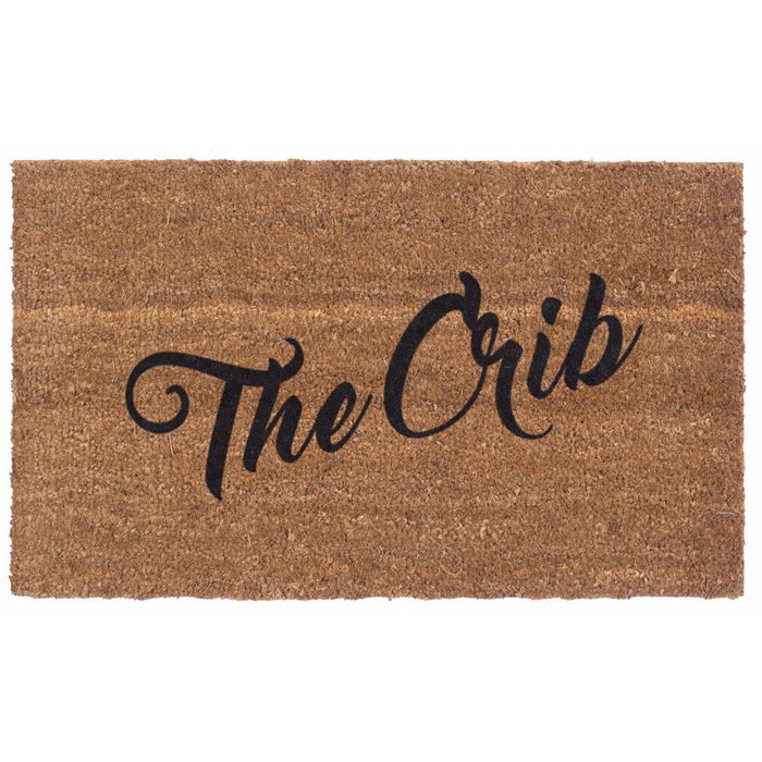 The Crib Design Coco Doormats by Coco Mats N More
