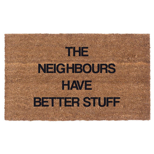 Better Neighbours Design Coco Doormats by Coco Mats N More