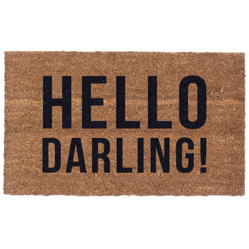 Hello Darling Design Coco Doormats by Coco Mats N More
