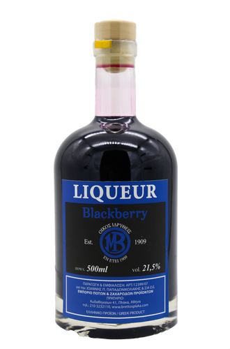 Blackberry 500ml