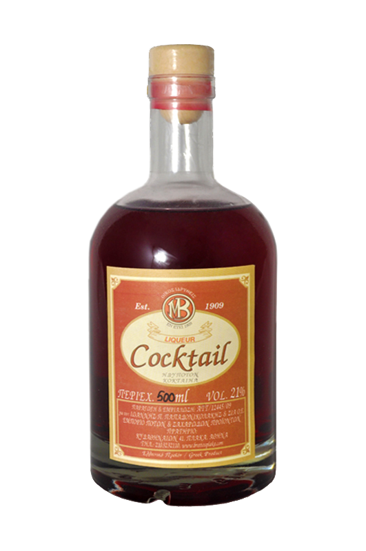 Cocktail Liqueur 500ml