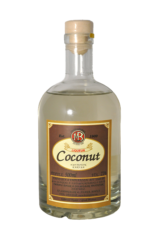 Coconut Liqueur 500ml