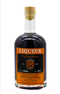 Coffee Anise Liqueur 500ml