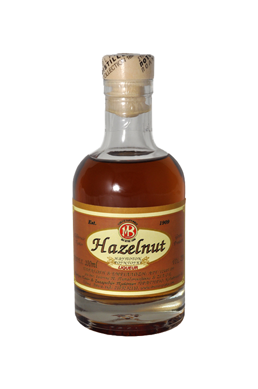 Hazelnut 200ml