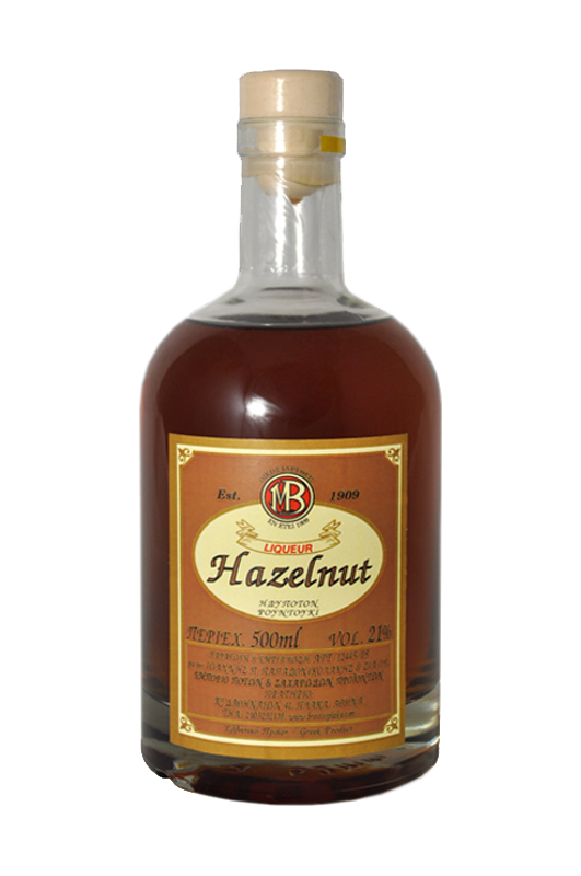 Hazelnut 500ml