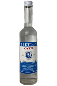 Ouzo Brettos Blue Label, 350ml