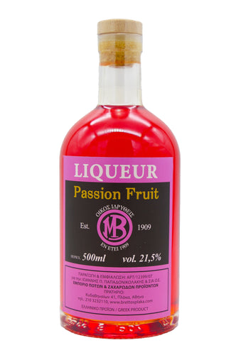 Passion Fruit 500ml