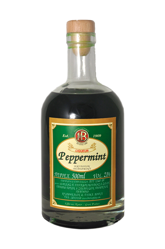 Peppermint Liqueur 500ml