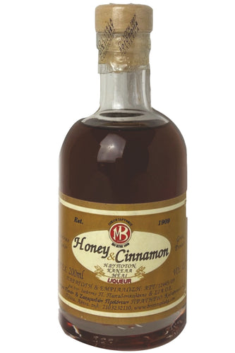 Honey & Cinnamon Liqueur (ex Rakomelo), 200ml