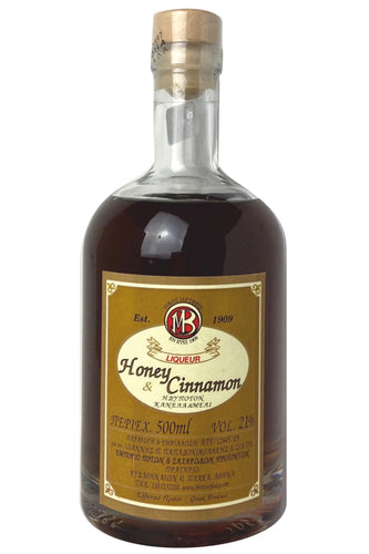 Honey & Cinnamon Liqueur (ex Rakomelo), 500ml