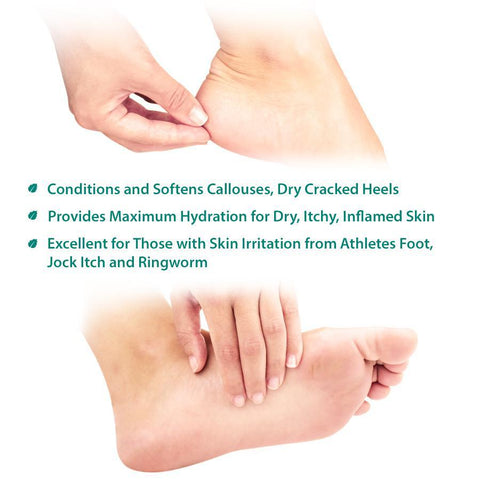 Tea Tree Oil Foot & Body Cream