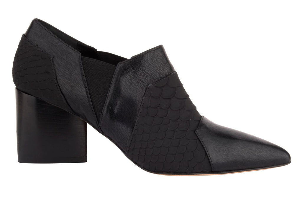 Miss Ambitious - Isabel Shoe (Black) - OYSBY