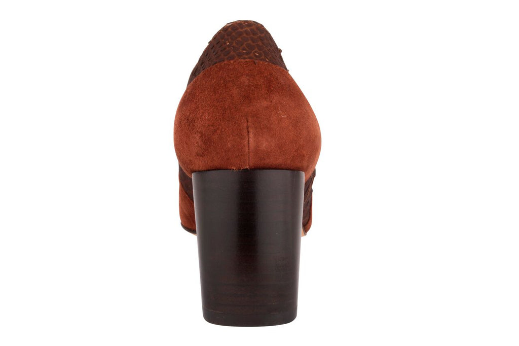 Miss Mysterious - Isabel Shoe (Brown) - OYSBY