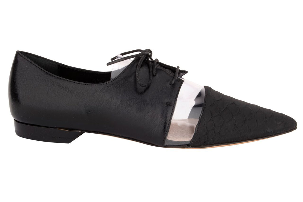 Miss Fascinating - Jamie Shoe (Black) - OYSBY
