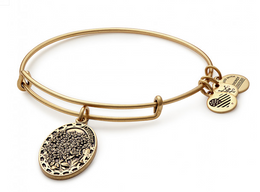 Alex And Ani Because I Love You, Daughter Charm Bangle