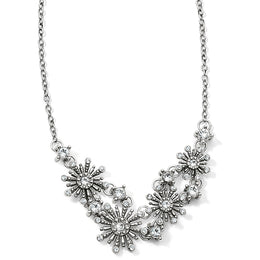 Mira Silver Necklace