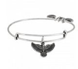 Charity By Design Spirit Of The Eagle Silver Bracelet