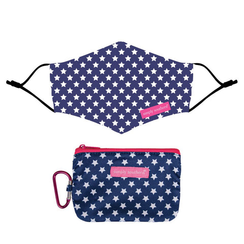 Mask Pouch Stars