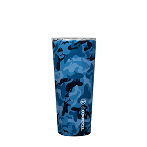 Vineyard Vines Blue Camo Tumbler 24 Oz