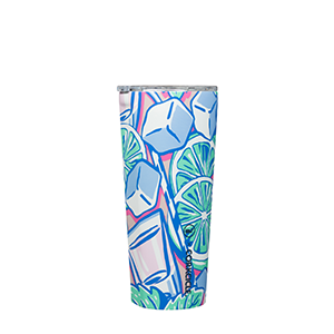 Vineyard Vines Mint Julep Icons Tumbler 24 Oz