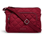 Iconic Rfid Little Hipster Berry Red
