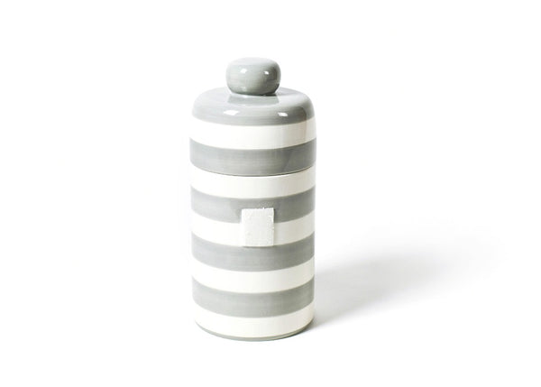 Stone Stripe Mini Canister (Pickup Only)
