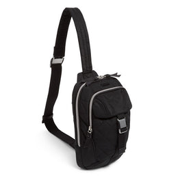 Utility Sling Backpack Black